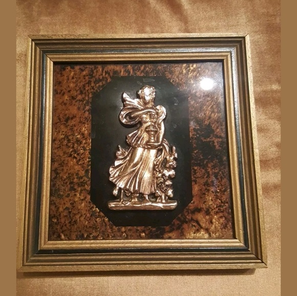 Turner Wall Accessory Other | Vintage Goddess Wall Closet Decor ...